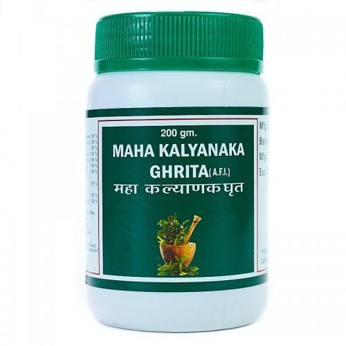 Махакальянака гріті, гхрита 200 г - здатність до зачаття, цикл, безпліддя, анемія