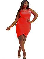 Кроасное платье от Royal Lusien большого размера, фото 1