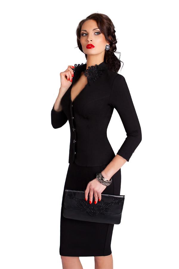 Производство деловое платье
