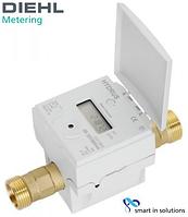 Ультразвуковой водосчетчик HYDRUS 25-10 DN25 - G1 1/4B Qn 10 муфта, с дисплеем, M-Bus или радио (Германия)