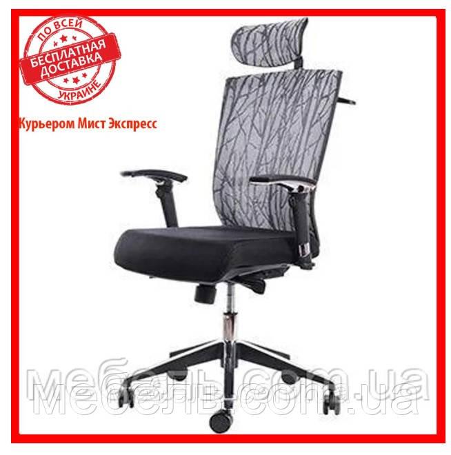 Стілець для лікарів Barsky ECO chair Grey G-3