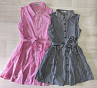 Платье для девочек оптом, Glo-story, 122/128-158/164 рр., арт. GCS-8032