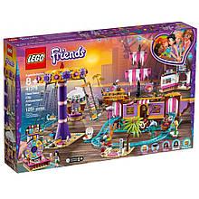 Конструктор LEGO Friends Парк развлечений на набережной (в Хартлейк Сити) 1251 деталь (41375)