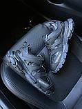 Жіночі кросівки Balenciaga Track Triple Black., фото 2