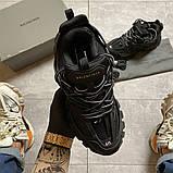 Жіночі кросівки Balenciaga Track Triple Black., фото 8