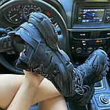 Жіночі кросівки Balenciaga Track Triple Black., фото 9