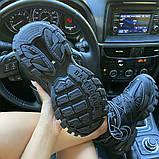 Жіночі кросівки Balenciaga Track Triple Black., фото 10