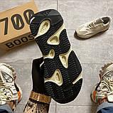 Женские кроссовки Adidas Yeezy Boost 700 v2 Analog, фото 6