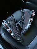Чоловічі кросівки Nike LeBrone 15 Black, фото 2