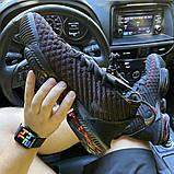 Чоловічі кросівки Nike LeBrone 15 Black, фото 4