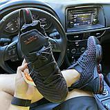 Чоловічі кросівки Nike LeBrone 15 Black, фото 6