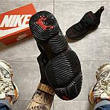 Чоловічі кросівки Nike LeBrone 15 Black, фото 7