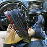 Чоловічі кросівки Nike LeBrone 15 Black, фото 9