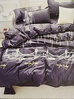 Семейный комплект постельного белья бязь