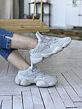 Жіночі кросівки Adidas Yeezy 500, фото 6