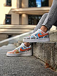Мужские и женские  кроссовки Nike Air Force 1, фото 2