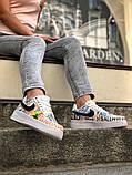 Мужские и женские  кроссовки Nike Air Force 1, фото 3