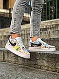 Мужские и женские  кроссовки Nike Air Force 1, фото 4