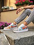 Мужские и женские  кроссовки Nike Air Force 1, фото 7