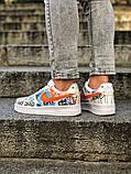 Мужские и женские  кроссовки Nike Air Force 1, фото 8