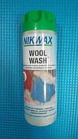 NIKWAX wool wash 300ml средство для стирки изделий из шерсти, включая термобелье и носки.