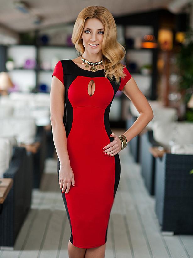 Милое платье от производителя Lusien Q14, фото 1