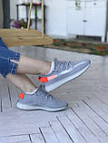 Женские кроссовки Adidas Yeezy 350 v2, фото 5