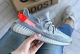 Женские кроссовки Adidas Yeezy 350 v2, фото 8