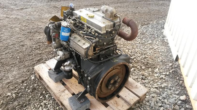 Ремонт двигуна Perkins 1104, ремонт головки блоку Perkins 1104