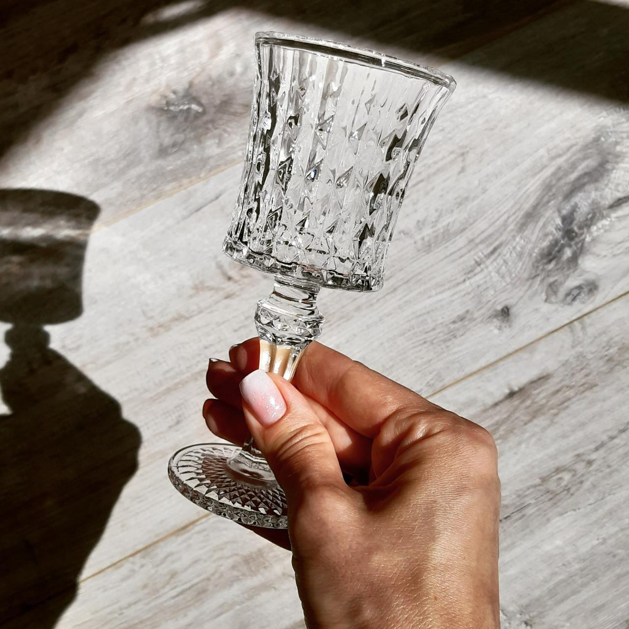 Набор фужеров для вина 170 мл 6 шт