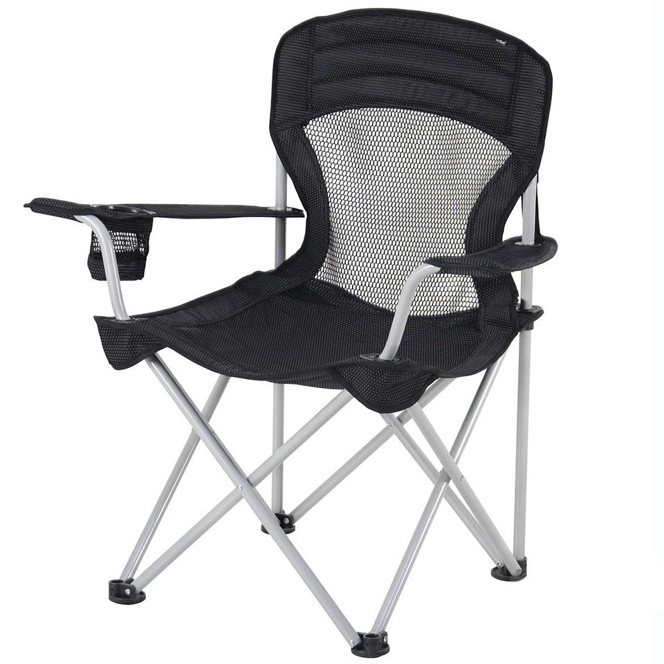 Складное туристическое кресло для рыбалки «Берег» d19 мм