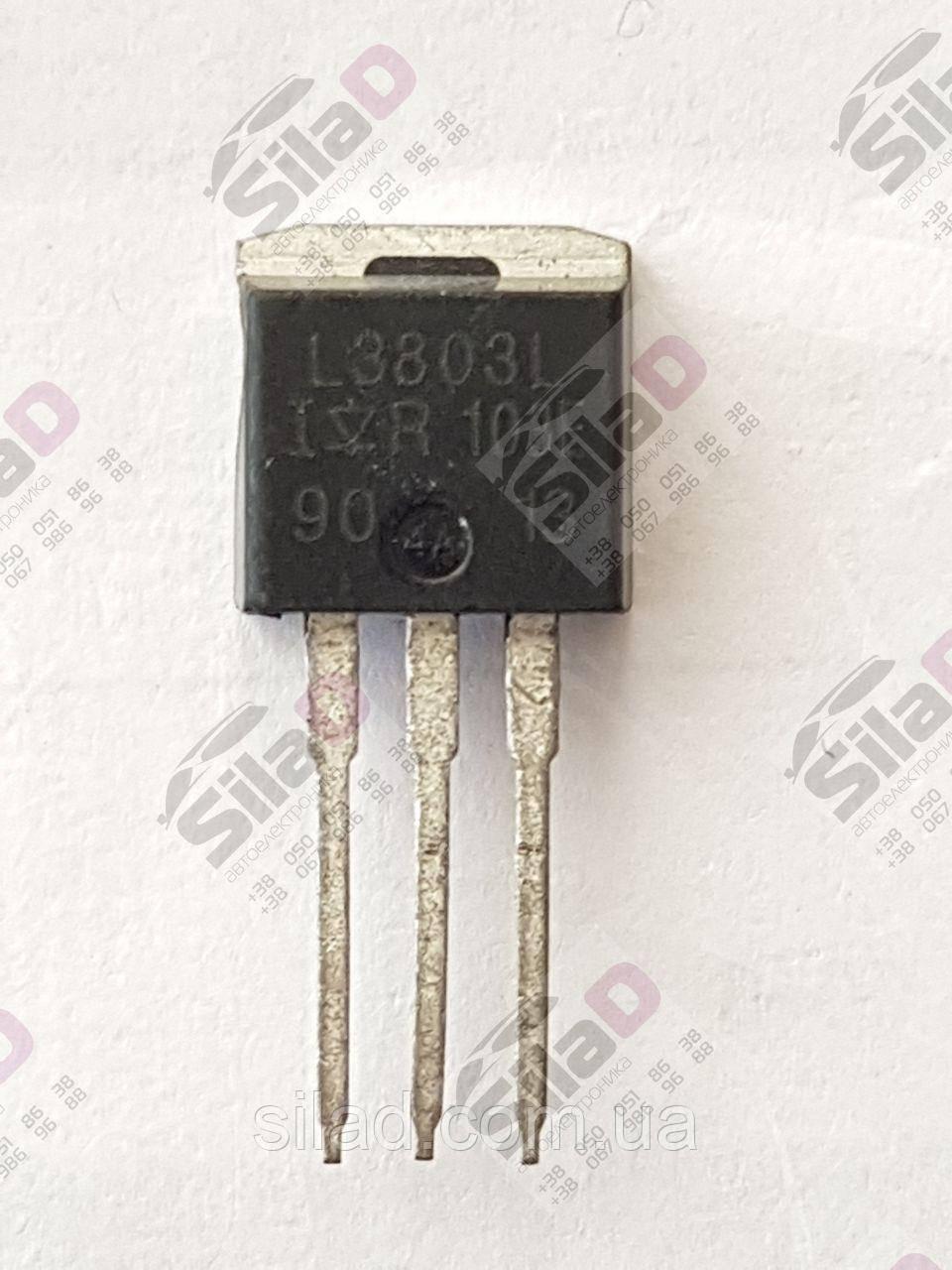 Транзистор IRL3803L L3803L International Rectifier (IR) корпус TO-262, 30V