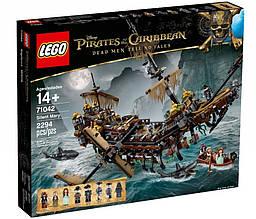 Блоковий конструктор LEGO Pirates of the Carribean Безмолвная Мэри (71042) Original