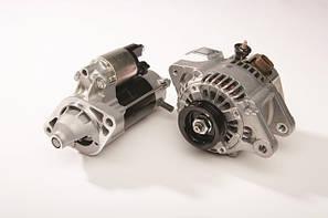 Автомобильные стартеры и генераторы Eldix