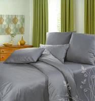Семейный комплект постельного белья сатин