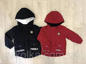 Куртка для мальчиков оптом, S&D, 1-5 лет, арт. KK1130