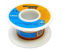 Припой для пайки оловянно-свинцовый Mechanic MCN806 55г 0.4мм, фото 1