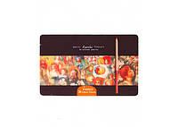 Карандаши цветные Marco Renoir Fine Art 36 цветов