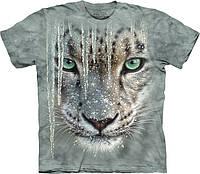 Футболка The Mountain Icicle Snow Leopard 103822