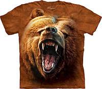 Футболка The Mountain Grizzly Growl 103526