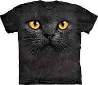 Футболка The Mountain Big Face Black Cat 103666