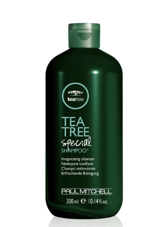 Шампунь на основі екстракту чайного дерева Paul Mitchell Tea tree special