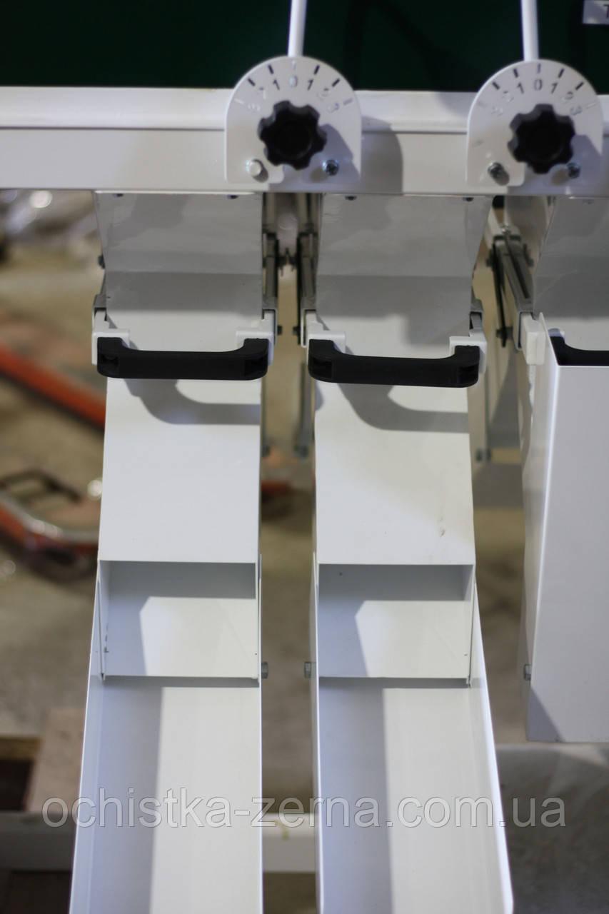 Лотки перекидний на зернові сепаратори ➥ ІСМ-40 ➥ ІСМ-50 ➥ ІСМ-40 ЦОК ➥-ІСМ-50 ЦОК