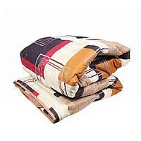 Еней-Плюс Одеяло ватное поликоттон 1,5 (0086)