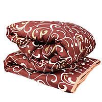 Еней-Плюс Одеяло ватное поликоттон евро (0088)