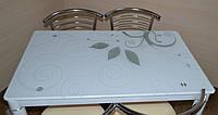 Стол обеденный Signal Мебель Damar 100 х 60 см Белый (DAMARB)