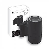 Фасадный светильник Feron DH0701 (черный)
