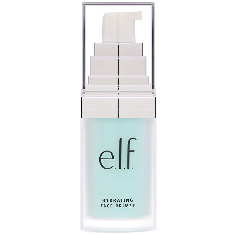 E.L.F., Увлажняющая основа под макияж, праймер, face primer, (14 мл)