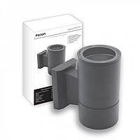 Фасадный светильник Feron DH0701 (серый)