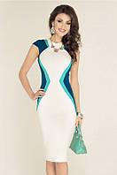 Стильное оригинальное платье от производителя Lusien Р28